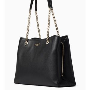Kate Spade NewYork Jordyn - large pebbled leather